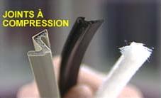 Joints à compression