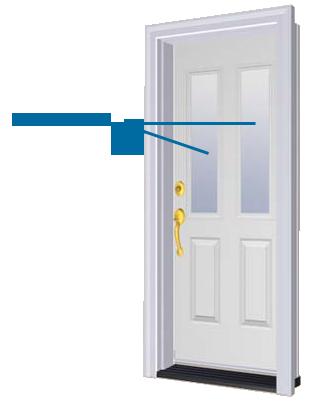 Door Glazed Unit